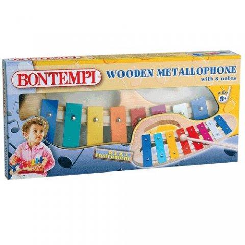 Bontempi - Дервен ксилофон с 8 ноти