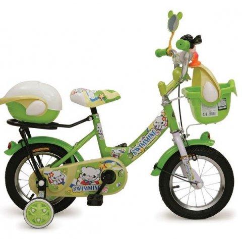 "Moni - Велосипед 16"" Зелен"
