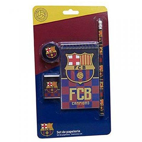 Derform - FC Barcelona Ученически комплект с 4 ел.