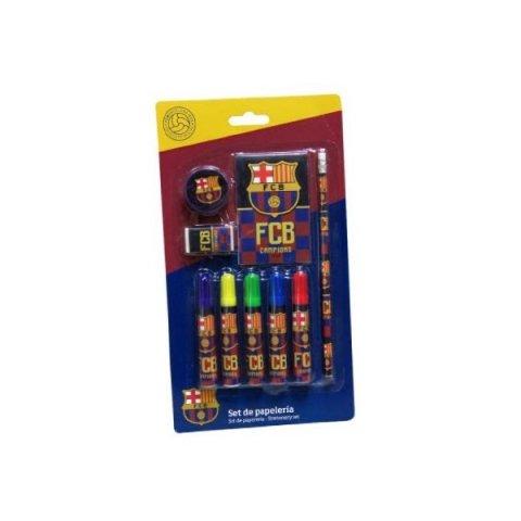 Derform - FC Barcelona Ученически комплект с 9 ел.