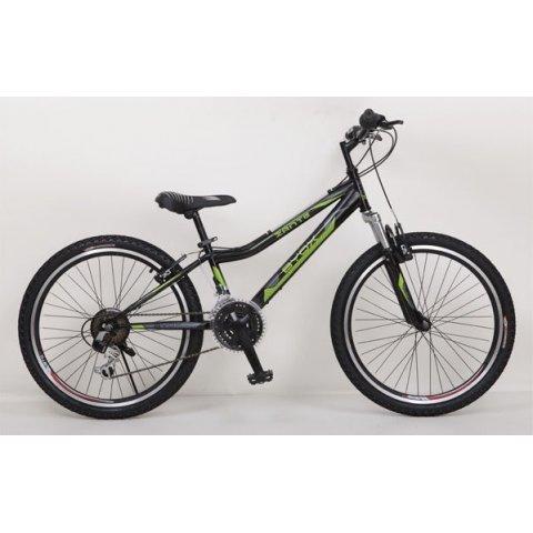 "BYOX - Велосипед 24"" Zante - Черен"