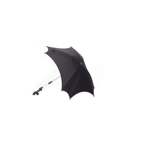 Qumes - Чадър за детска количка - черен