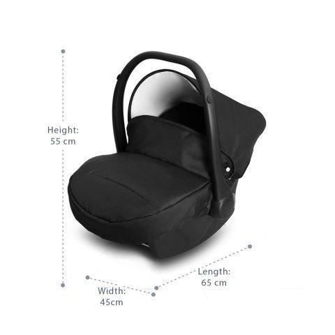 Qumes - Столче за кола
