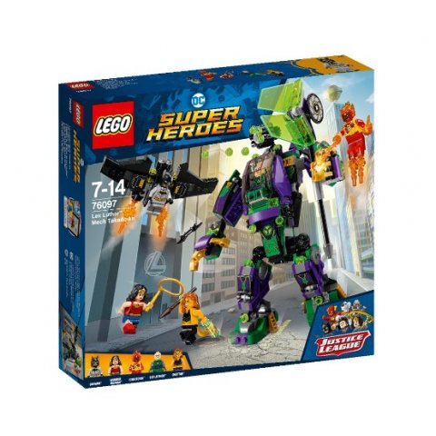 Lego Super Heroes - 0076097