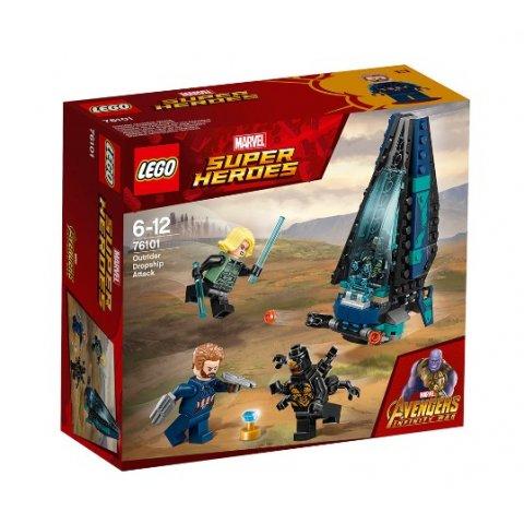 Lego Super Heroes - 0076101