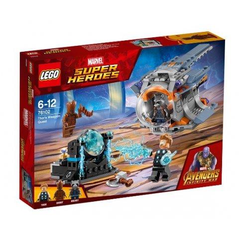 Lego Super Heroes - 0076102