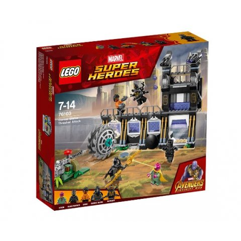 Lego Super Heroes - 0076103