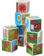 Играчки за сортиране, кули и кубчета