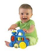 Бебешки влакчета, коли и камиончета