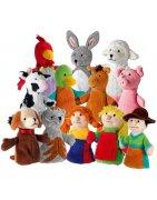 Кукли за куклен театър (петрушки)