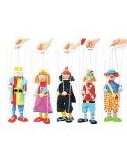 Кукли на конци