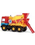 Камиони играчки