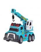 Строителни машини играчки