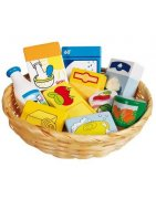 Хранителни продукти играчки