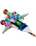 Laser Pegs - Светещи конструктори