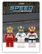 Lego Speed Champions - Конструктори