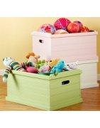 Кутии за играчки, кутии за детска стая